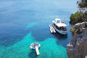 giro in barca alghero